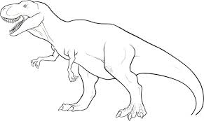 Small Picture Coloring Pages Dinosaur Coloring Pages Free Printable Build A