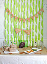 Cheap Super Bowl Decorations The Big Game Party Decor No Matter What Teams Are Playing 54