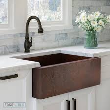alluring copper farmhouse sink at luxury inch pure hammered kitchen amazing home magnificent on raina from
