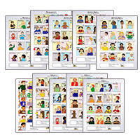 Baby Sign Language Chart Baby Sign Language Printable Posters Dictionary Charts