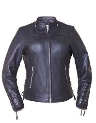 las ultra euro jacket with side lace size small