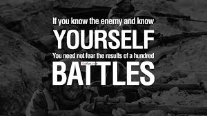 65 Best Enemy Quotes Short Rival Sayings Images Golfiancom