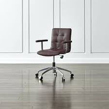 leather office chair no wheels. desk ~ chair no wheels ripple ivory leather office real