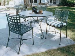 outdoor wrought iron furniture. Popular Wrought Iron Outdoor Furniture Ideas O
