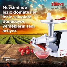 Stilevs - Kazanlar çıksın salçalar hazırlansın!! Stilevs ile yemeklerin  tadı artsın!! 🍅🍅 #stilevs #salça #domates #domatessalçası #domatessosu  #evyapımı #handmade #tomatoes🍅 #tomato #lezzetlitarifler #doğallezzetler  #mevsim #mevsimindedomates ...