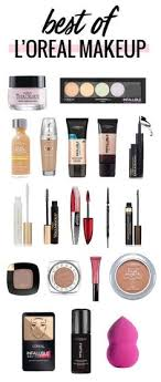 the best l oreal makeup
