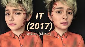 it 2017 stan uris makeup tutorial