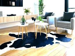 large cowhide rug cow skin rug large cowhide rug awesome rugs for size of coffee large cowhide rug