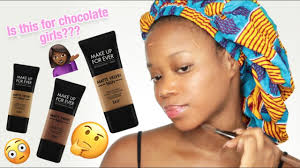 this shade is off mufe new matte velvet skin foundation review
