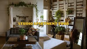 500 Sq Ft Flat Interior Design Studio Apartment Tour
