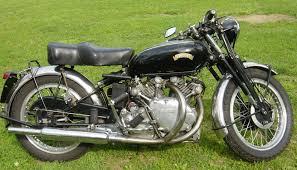 1953 vincent rapide