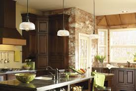 Pull Down Lights Kitchen Kitchen Bronze Kitchen Faucets With Kohler Cruette Pull Down