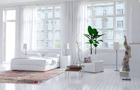 10 All White Bedrooms for 2018 – Master Bedroom Ideas