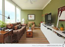 Decorating A Long Living Room
