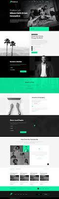 Mint Web Design Peruse Custom Designs From Akorn Creative 99designs