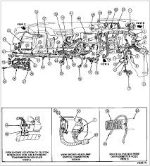 ford bronco tailgate wiring diagram images ford bronco ford bronco speed sensor also early bronco wiring harness diagram