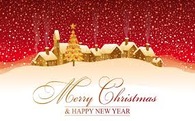 Merry Christmas And Happy New Year Wallpaper Widescreen  PixelsTalkNet