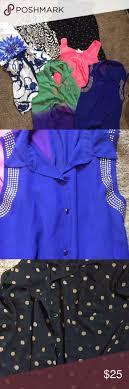 Shirts bundle. Royal Blue ...