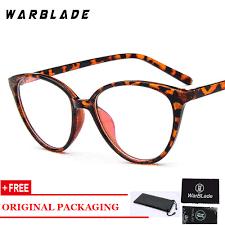 Designer Spectacle Frames Vintage Cat Eye Clear Glasses Frame Ladies Eyeglasses Luxury Brand Designer Spectacle Frame Women Optical Eyewear Frames
