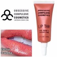 occ lip tar electric grandma