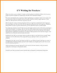 7 Cover Letter Format For Freshers Prome So Banko