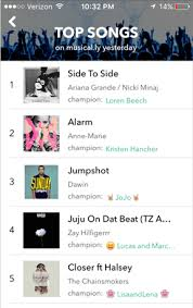 Ariana Grande Jumps To Number One On Apple Music And Musical