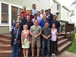 welcome to the communications and networking research group to that end cnrg research crosses disciplinary boundaries by combining techniques from network optimization machine learning queueing theory