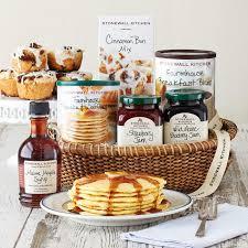 amazon stonewall kitchen new england breakfast gift 6 piece gift basket grocery gourmet food