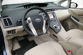 Photo :: 2010 Toyota Prius interior wallpaper