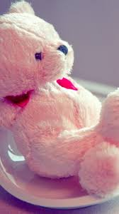 cute pink teddy bear 540x960