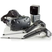 htc vive headset. htc vive virtual reality headset black(new \u0026 original) complete set htc