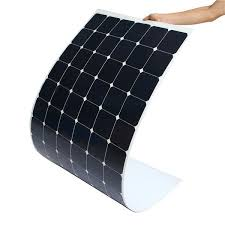 Mono Semi Flexible Solar Panel