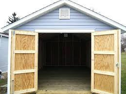 sliding barn door construction detail shed plans diy exterior pole my newly installed for with doors
