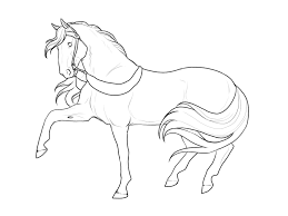 Breyer Horse Free Coloring Pages On Art Coloring Pages