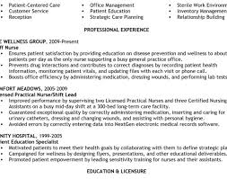 sample lpn resume job caregiver wellness classic sample lpn resume
