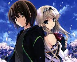 If you would like to know various other wallpaper, you can see our gallery on sidebar. Cute Couple Anime Wallpapers Wallpaper Cave