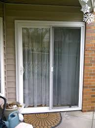 how to paint sliding glass door frame installing sliding patio door new opening sliding glass door