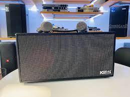 Loa Karaoke di động Acnos CS450 - Tặng kèm 2 Mic hát karaoke cực hay