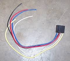 all about automotive relays route 66 hot rod high relay pigtail socket relay wiring code