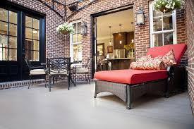 kentlands red chair
