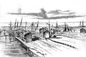 Erie Canal Location Construction History Facts