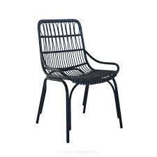 black wicker dining chairs outdoor wicker dining chair black 0 black wicker patio dining chairs