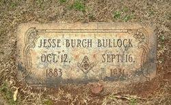 Jesse Burch Bullock (1883-1931) - Find A Grave Memorial