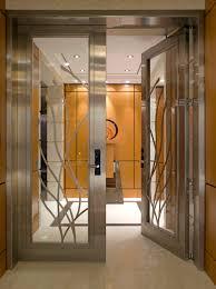 metal front doorsCustom Stainless Steel Door Fabrication  Dash Door