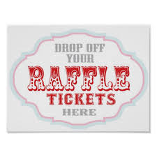 raffle sign raffle sign ideal vistalist co