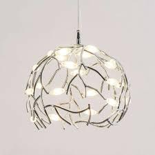 contemporary pendant light with fl