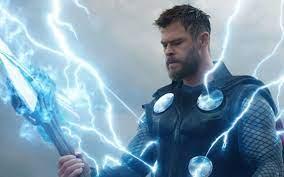 Thor Avengers Wallpaper 4k