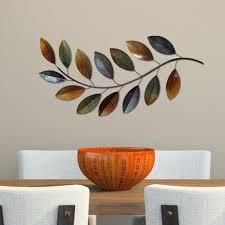 Metallic Home Decor Stratton Home Decor Multi Color Metallic Branch Wall Decor Spc