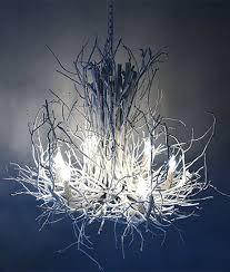 branch chandelier white twig wish designs west elm full size