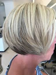 Kort Blond Haar Met Highlights Kapsels Salon Tournier Kort Blond